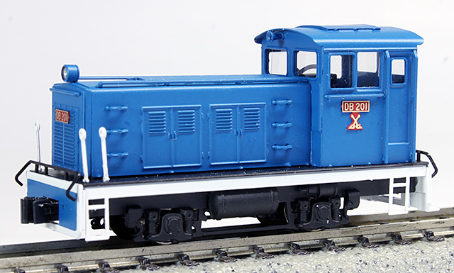 Nゲージ 別府鉄道 DB201