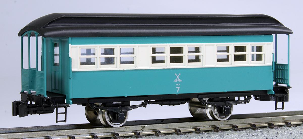 Nゲージ 別府鉄道 ハフ7