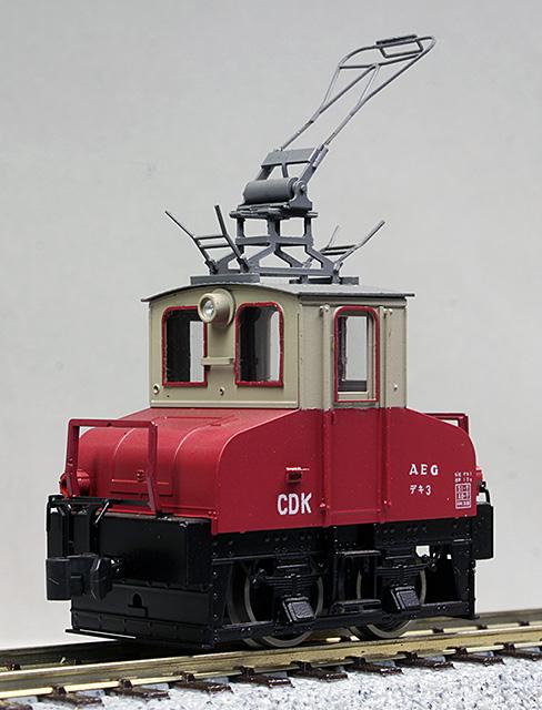 16番 銚子電鉄デキ3 ツートン仕様
