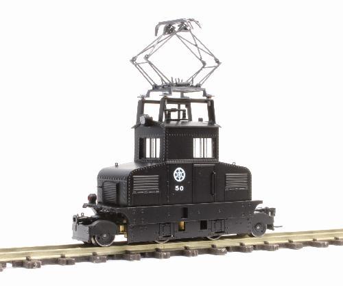 栃尾デキ50初期試作品