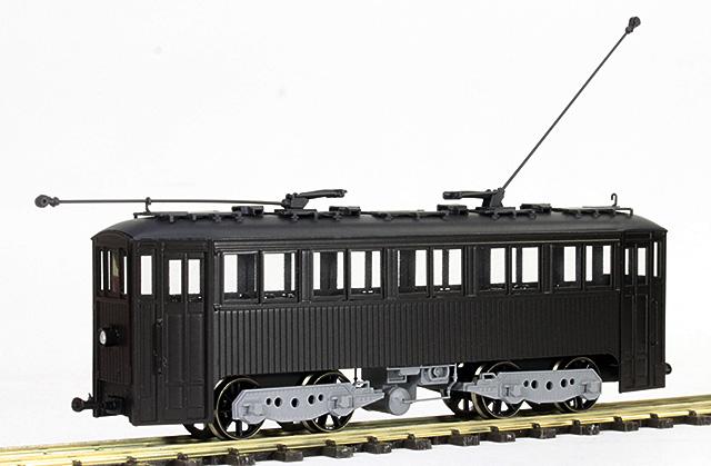16番 花巻電鉄 デハ5