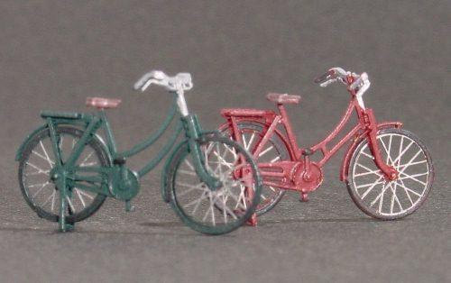 自転車B組立見本