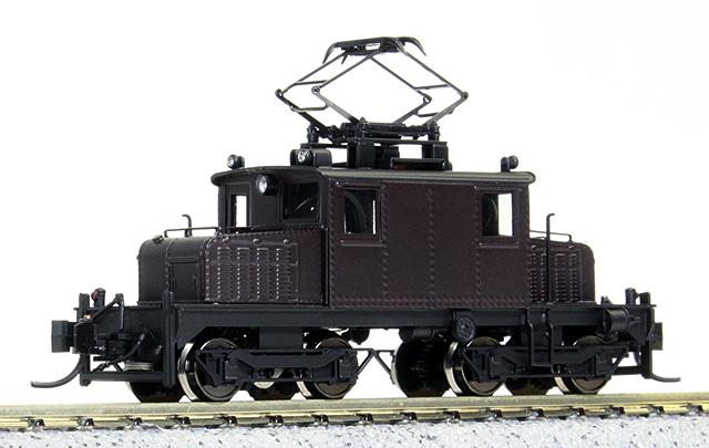 Nゲージ 蒲原鉄道 ED1