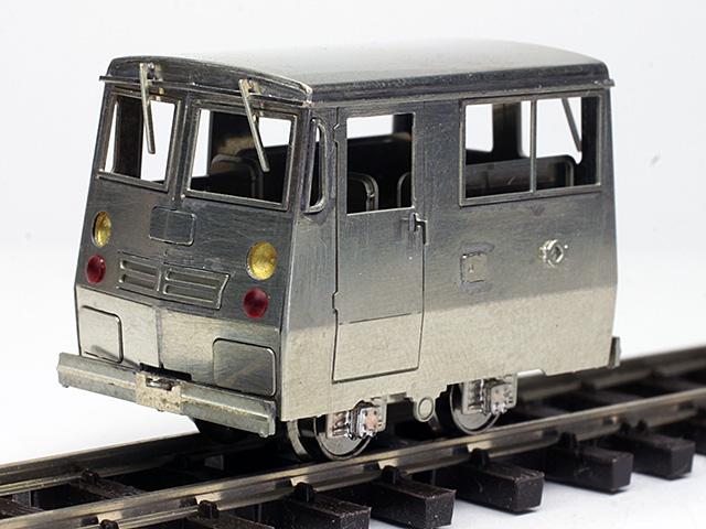 木曾森林鉄道 関西電力軌道モーターカー