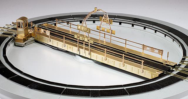 Nゲージ KATOターンテーブル改造キット