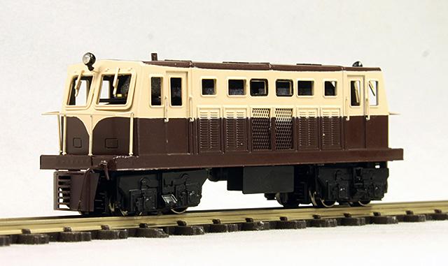 木曾森林鉄道 酒井10t F4型 136号機
