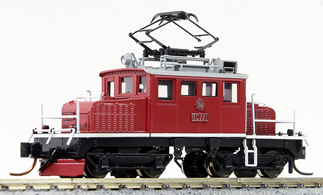Nゲージ 弘南鉄道 ED22 1