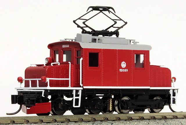 Nゲージ 弘南鉄道 ED333