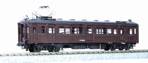 クモハ12001茶色