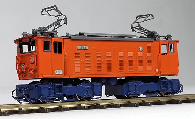 黒部峡谷鉄道 EDR形