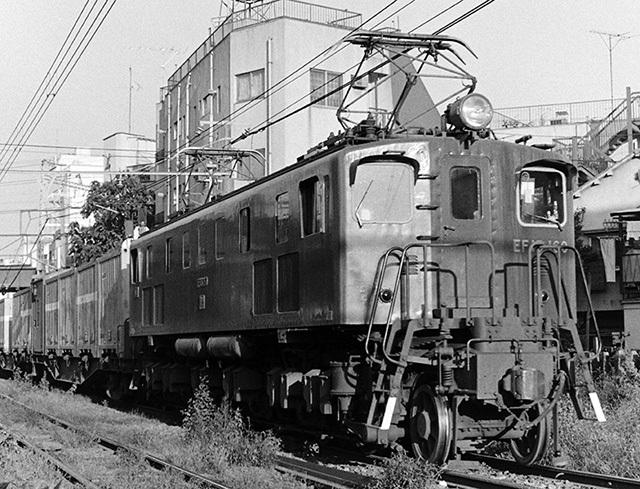 16番 国鉄 EF15形 電気機関車 中...