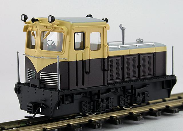 木曾森林鉄道 酒井10t 133号機