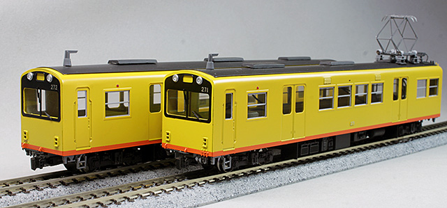 三岐鉄道 モ270