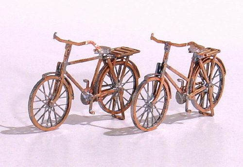 自転車試作品