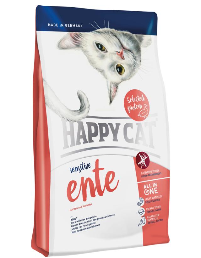 HAPPY CAT エンテ(鴨) グルテンフリー - 1.4kg