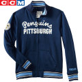 NHL CCM トラックジャケット ペンギンズ CCM Pittsburgh Penguins Fleece Track Jacket