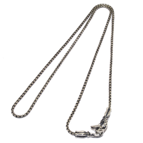 MFNH-0002S MF Hook S 1.8mm BOX CHAIN