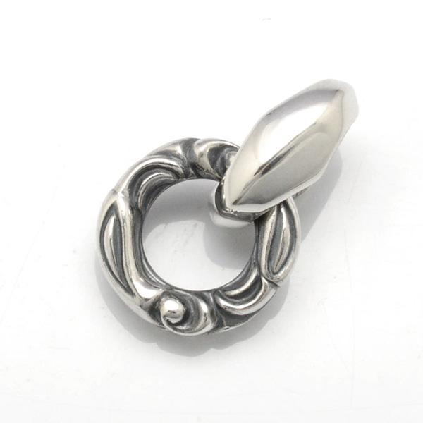 MFP-0008-LS Cygnet Ring w/Silk Link