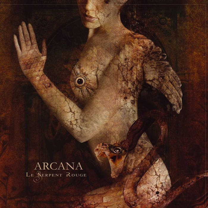 Arcana: Le Serpent Rouge 【予約受付中】