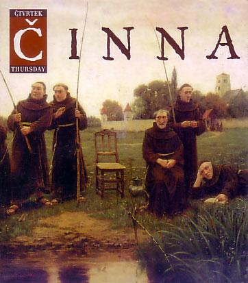 Cinna: Ctvrtek/Thursday 【予約受付中】