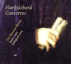 Jiri Antonin Benda: Harpsichord Concertos��(classic fair)