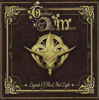 Trobar de Morte: Legends of Blood and Light (CD+DVD) 【予約受付中】<tdm>