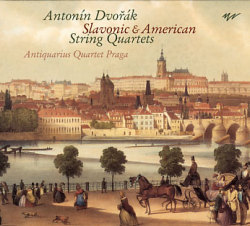 Antonin Dovorak: String Quartets��(classic fair)