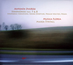 Antonin Dvorak: Symphonies No.7 & 8 (2CD)