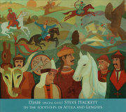 Djabe & Steve Hackett: In The Footsteps of Attila and Genghis (2CD) 【予約受付中】