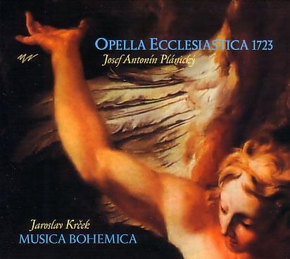 Josef Antonin Planicky: Opella Ecclesiastica 1723