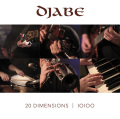 Djabe: 20 Dimensions (2LP+CD) 【予約受付中】
