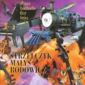 Strzelczyk/Małys/Rodowicz: JAZZ BALLADS FOR TRIO 【予約受付中】