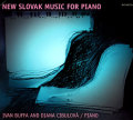 Ivan Buffa and Diana Cibulova: New Slovak Music For Piano