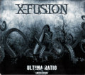 X-Fusion: Ultima Ratio Ltd,Edition (2CD)