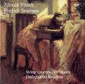 Zdenek Fibich, Bedrich Smetana: String Quartets, Variations