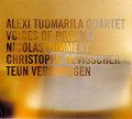 Alexi Tuomarila Quartet: Voices Of Pohjola