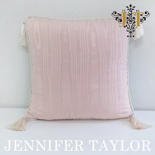 【ポイント5倍 5月】ジェニファーテイラー Jennifer Taylor クッション・Chinon(PK)