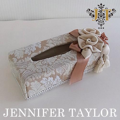 【ポイント5倍 5月】ジェニファーテイラー Jennifer Taylor ティッシュBOX・Bosom