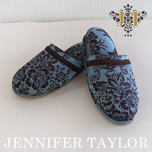 【ポイント5倍 5月】ジェニファーテイラー Jennifer Taylor ルームシューズ(スリッパ)(ユニセックス)・Carlisle