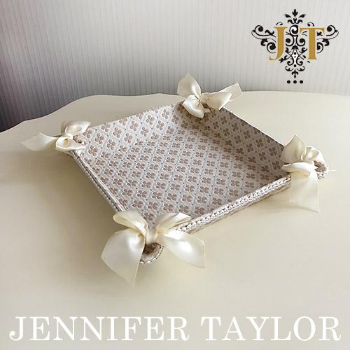 【ポイント5倍 5月】ジェニファーテイラー Jennifer Taylor トレイ(正方形)・Lumina