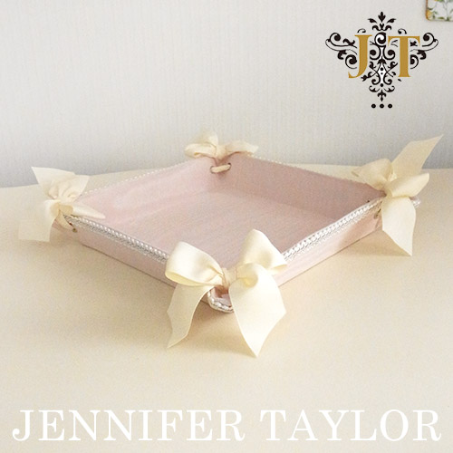 【ポイント5倍 5月】ジェニファーテイラー Jennifer Taylor トレイ(正方形)・Chinon-PK