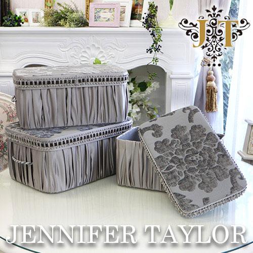 【ポイント5倍 5月】【送料無料】ジェニファーテイラー Jennifer Taylor BOX3Pセット・La Losa
