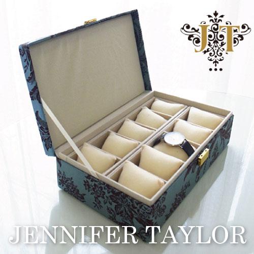 【ポイント5倍 5月】【送料無料】ジェニファーテイラー Jennifer Taylor ウォッチケース・Carlisle
