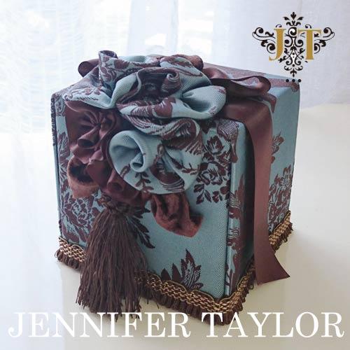 【ポイント5倍 5月】ジェニファーテイラー Jennifer Taylor トイレットペーパーボックス・Carlisle