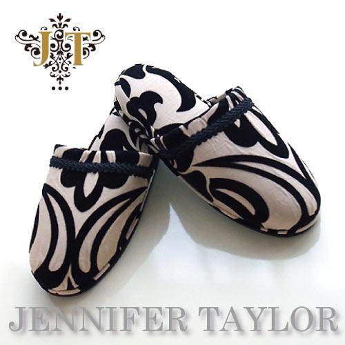 【ポイント5倍 5月】ジェニファーテイラー Jennifer Taylor ルームシューズ (スリッパ)・York