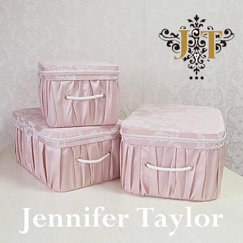 【ポイント5倍 5月】【送料無料】ジェニファーテイラー Jennifer Taylor 3Pボックスセット・Harmonia