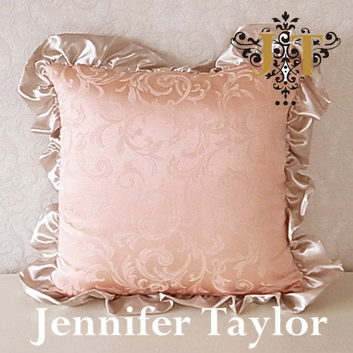 【ポイント5倍 5月】ジェニファーテイラー Jennifer Taylor クッションフリル・Florence(PK)