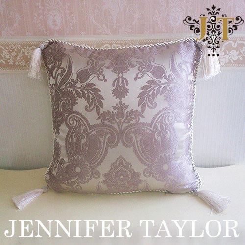 【ポイント5倍 5月】ジェニファーテイラー Jennifer Taylor クッション・Hermosa-lavender