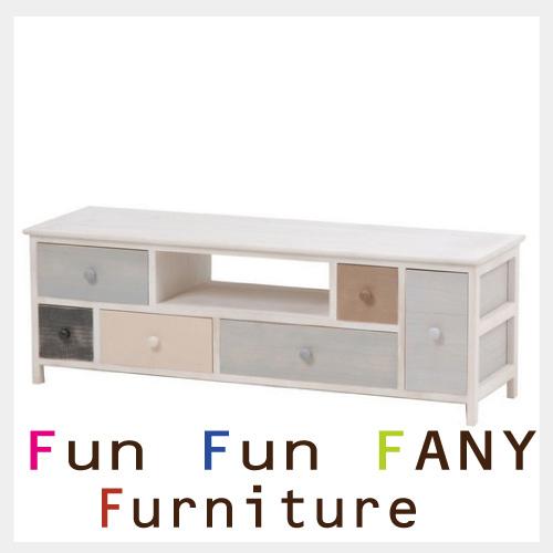 【送料無料】 FANY FURNITURE~ファニーファニチャー~ ベーシックテレビ台1130