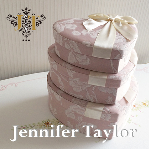 【ポイント5倍 5月】【送料無料】ジェニファーテイラー Jennifer Taylor BOX 3Pセット(Harmonia)